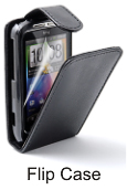 image of black phone case